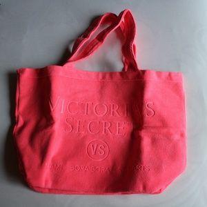 Victoria's Secret large tote beach bag
